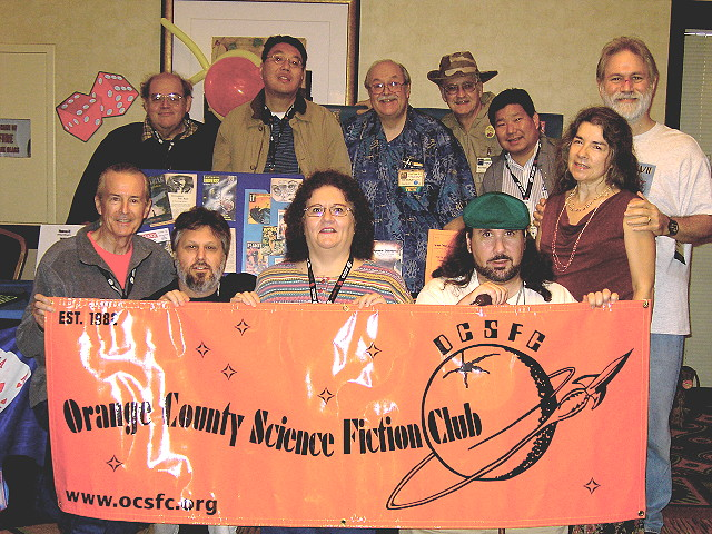 OCSFC Group picture at LOSCON 33